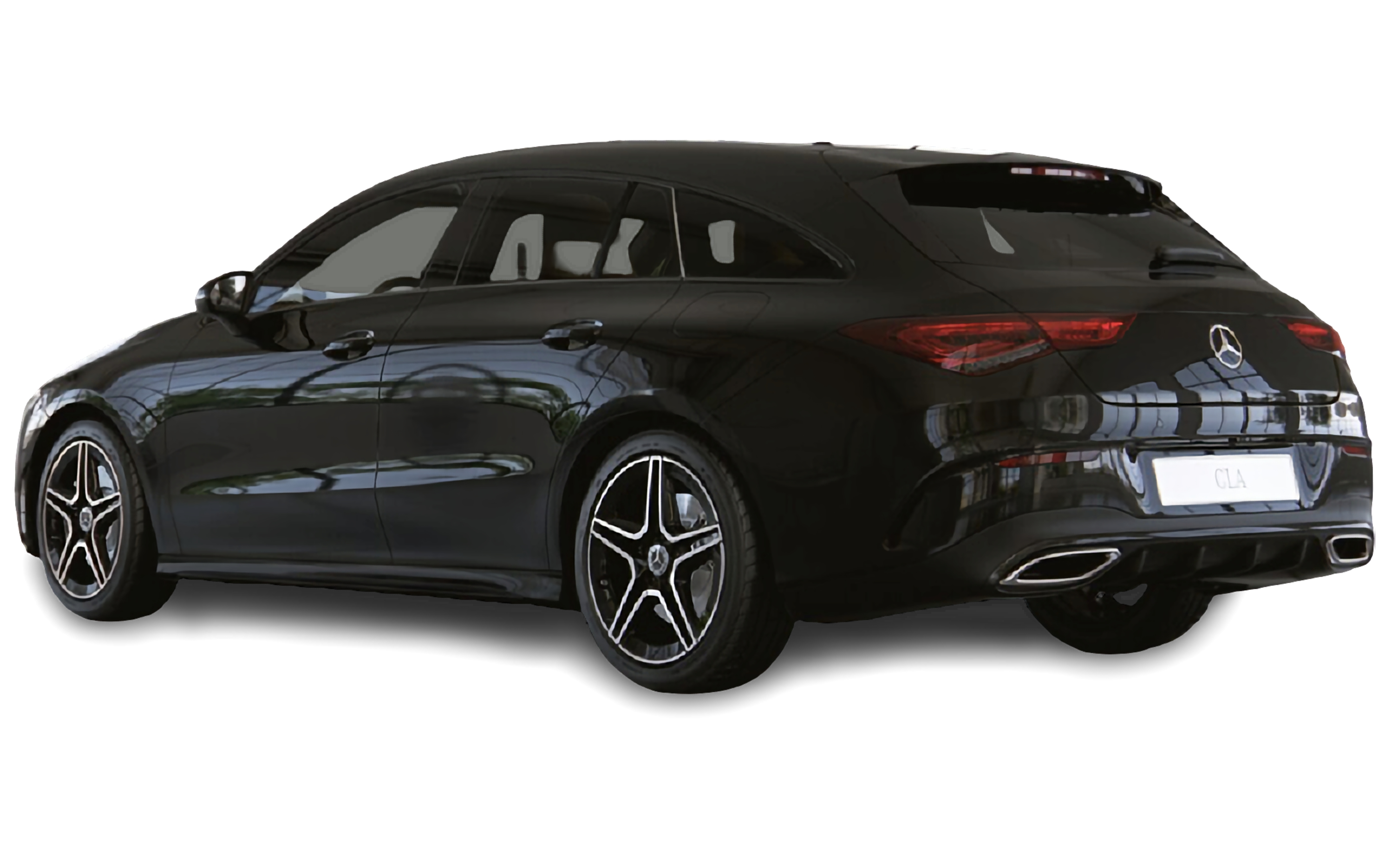 MERCEDES CLA 200 Shooting Brake AMG
