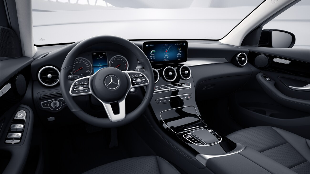 MERCEDES GLC 200d 4MATIC Night