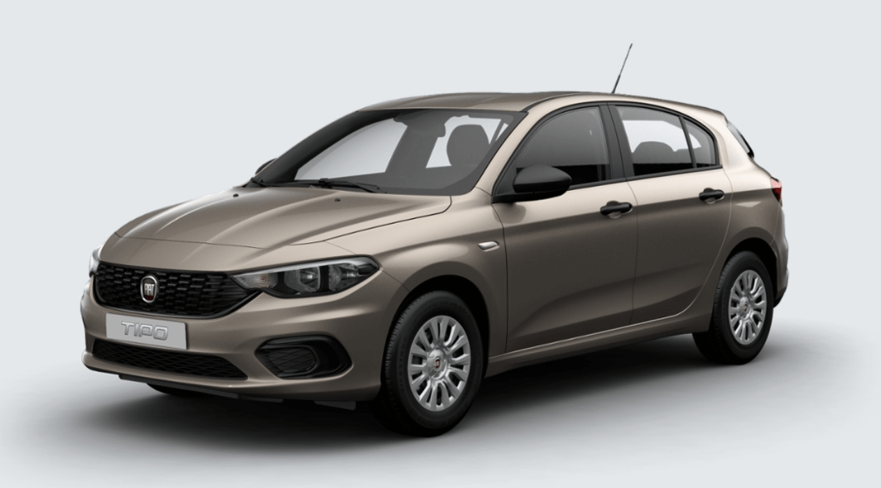 FIAT TIPO HATCHBACK POP