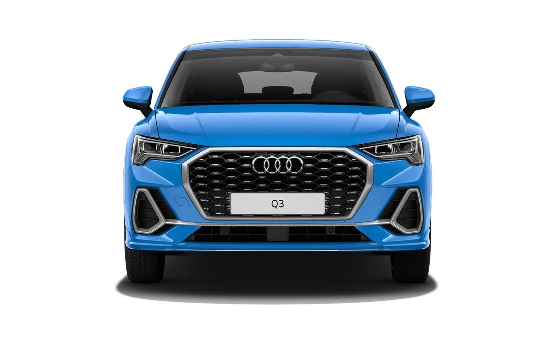 AUDI Audi Q3 Sportback S line 35 TFSI (2021) - Wynajem ...